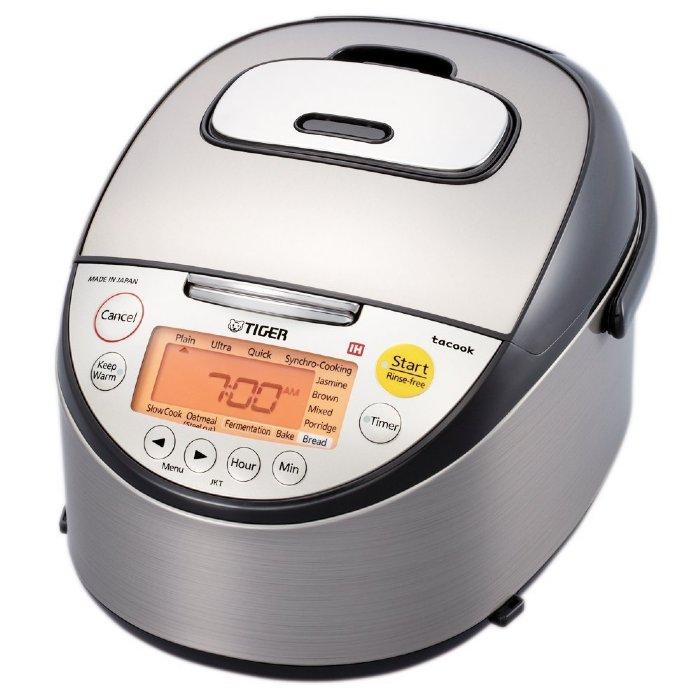 tiger induction rice pan