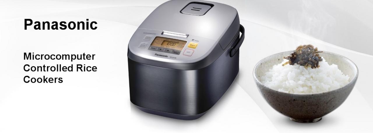 panasonic 5 cup rice cooker manual